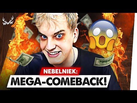 ENDLICH: NebelNiek ist zurück! • GRONKH fährt zur WM!   #WWW