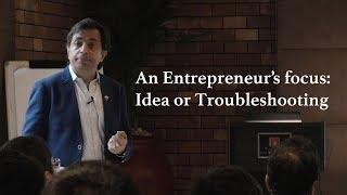 Franchise Management Series:(An Entrepreneur's focus Ideas