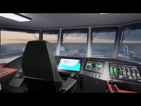 Baltic Workboats Patrol 4500WP