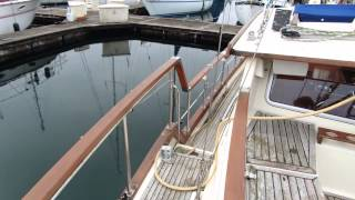 Nauticat 36 Cutter-rigged ketch - Boatshed.com - Boat Ref#202272