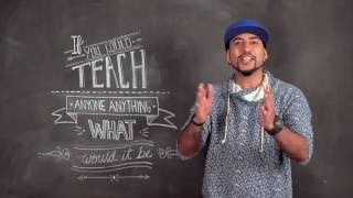 Doodle4Google 2016 | If I could teach anyone anything, it would be..