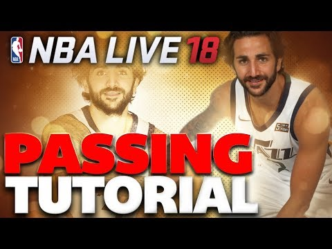 NBA LIVE 18 Passing Tips & Tutorial | Alley Oops, Flashy Passes and More!
