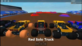 monster Jam Roblox Youtube serie 2: Tampa Freestyle