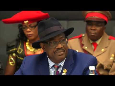 Völkermord in Namibia: Herero und Nama fordern Reparationen von deutscher Regierung