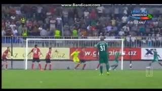 Qabala - Panathinaikos 1-2 All Goals