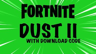 | Dust II | With Server/Download Code | Fortnite Creative |