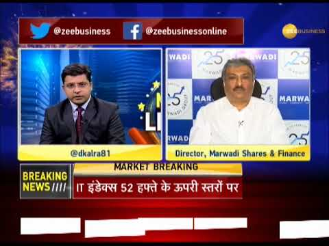 Market Leaders: Exclusive conversation with Mr. Ketan Marwadi, MD of Marwadi Shares & Finance