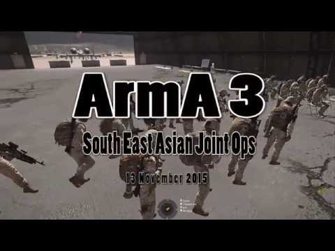 ArmA 3 South East Asian Joint Operations