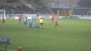 Racing Club de Strasbourg-Guingamp : 2-1