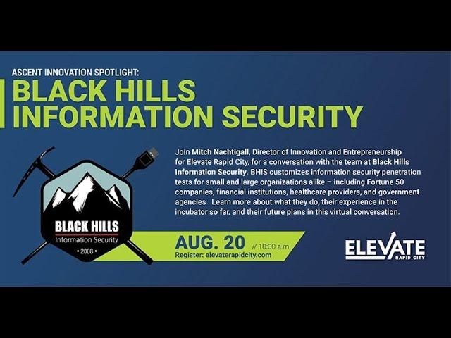 Ascent Innovation Spotlight: Black Hills Information Security ft. Jordan Drysdale