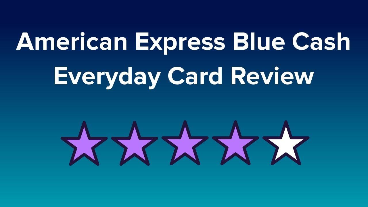 Blue Cash Everyday Reviews