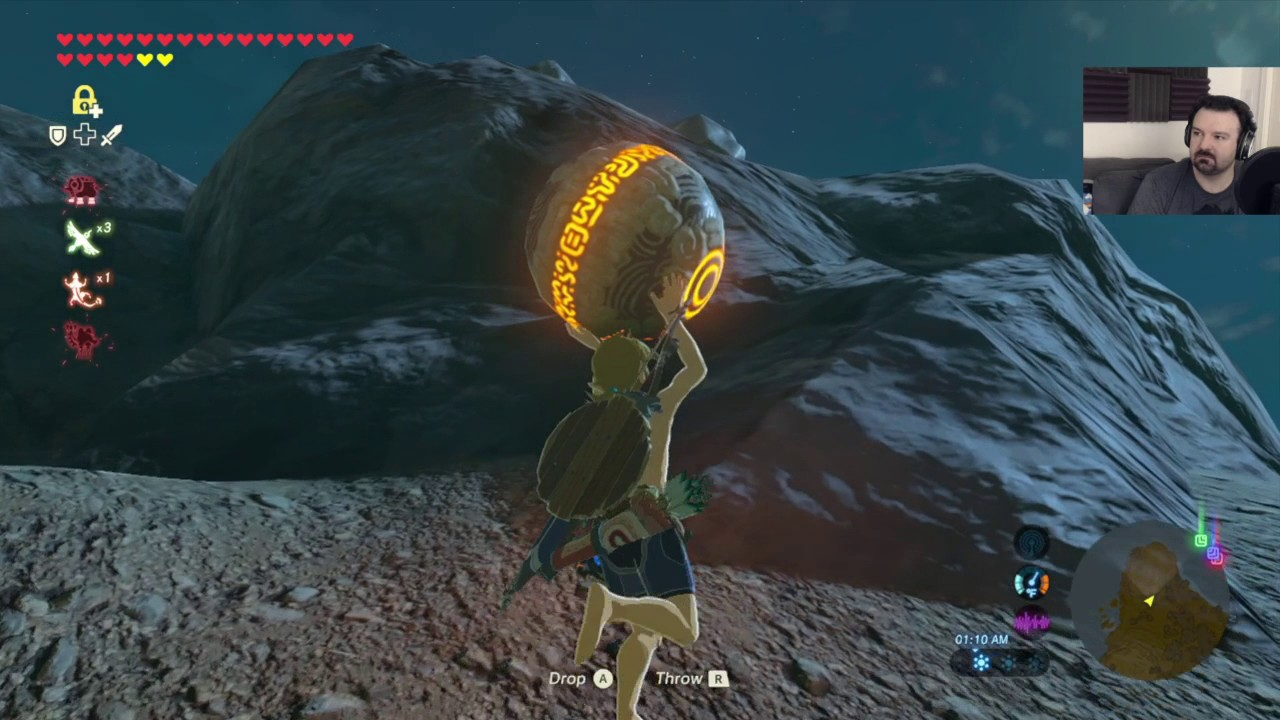 The Legend of Zelda: Breath of the Wild playthrough pt168