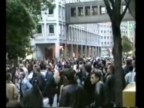 O.M.E.N. FRANKFURT - Closing Party 18.10.1998 #1