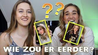 WIE EERDER OP EEN SEKSSITE OF NAAR BED MET GIO?! | Met Lise van Wijk