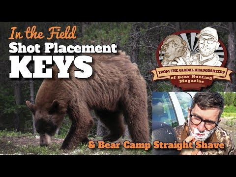 VLOG #19: IN-THE-FIELD TIPS For Shot Placement On BEAR