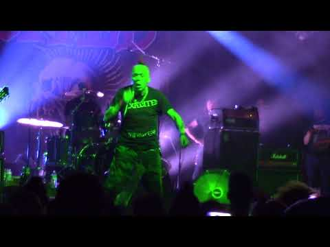 The Exploited - The Massacre (Punk And Disorderly 2018 Berlin) [HD]