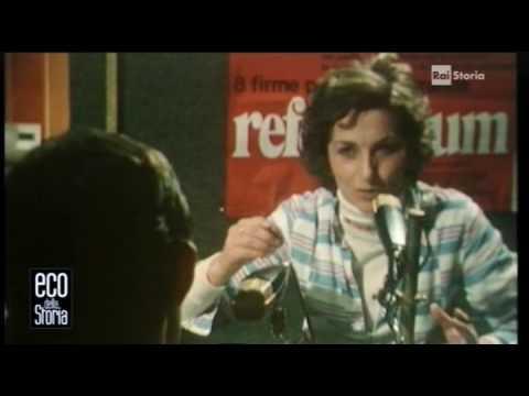 radio radicale   emma bonino   e oggi - 1974/2016