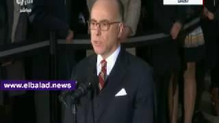 رئيس وزراء فرنسا: الهجمات الإرهابية أظهرت مهارة قواتنا .. فيديو
