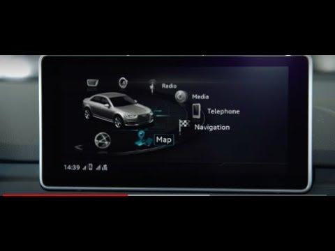 Audi Connect - Setting Satellite Maps | Audi Canada