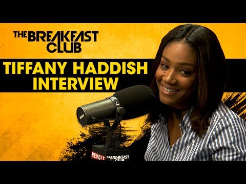 Tiffany Haddish Speaks On Girls Trip, Escaping Death, Raisin