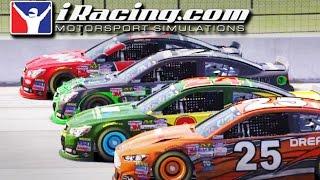 iRacing NASCAR Series at Pocono FULL RACE