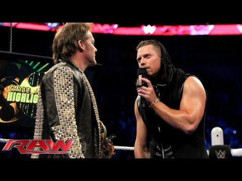 "Chris Jericho transforms ""Miz TV"" into ""The Highlight Reel"": Raw, February 8, 2016"