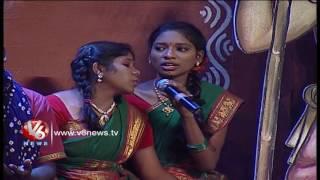 Emi Marenu Emi Marenu Ra Song | Telangana Folk Songs | Dhoom Thadaka | V6 News