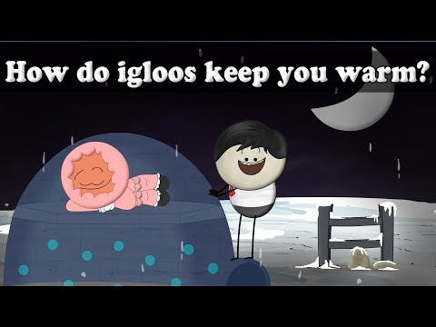 How do igloos keep you warm?   Smart Learning for All