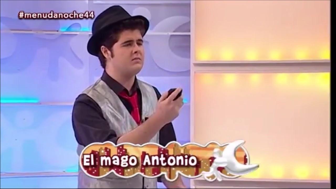 MENUDA NOCHE-MAGO ANTONIO