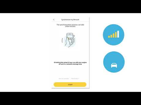 Your Renault Connected Services: Synchronising My Car With The MY RENAULT APP  | Groupe Renault