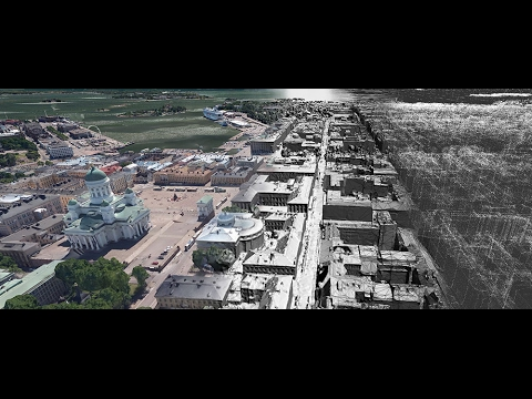 Helsinki Loves Developers: 3D city models of Helsinki