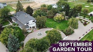 September Garden Tour! 🌿🍁💛 // Garden Answer