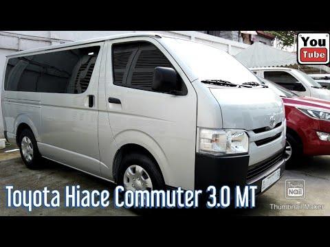 Download Toyota Hiace Commuter 3.0 MT