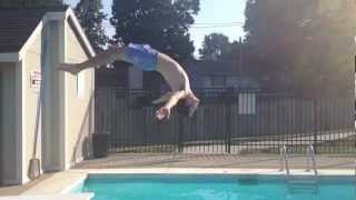 Backflip with slopro and timefreeze