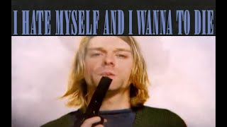 NIRVANA - I Hate Myself And I Wanna To Die (Legendado)