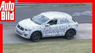 VW T-Roc R Erlkönig (2019) - Details / Erklärung / Prototyp