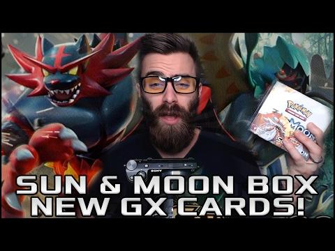 BRAND NEW SUN & MOON BOX! Pt 1 | Pokemon TCG Opening w/ ShadyPenguinn