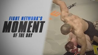 al-Turk makes Turner tap at Cage Rage 25 | #TBT Moment of the Day