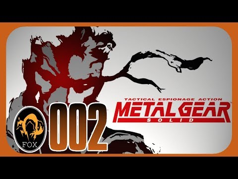 Metal Gear Solid❗#002 - Hallo DARPA-Chef... [ACTION] Let´s Play MGS