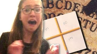 Kids Summon Real Demons - Charlie Charlie Challenge