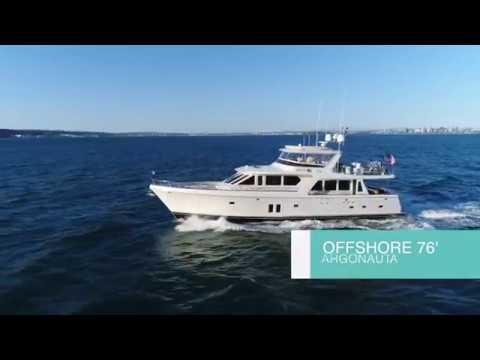 Offshore West 76' Argonauta Motor Yacht