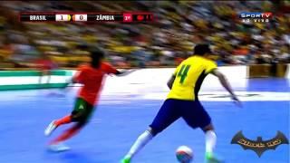 ★As Canetas Mais Humilhantes do Futsal Brasileiro★ ●Rolinho●Sainha●Ovinho● ★Futsal Skills★