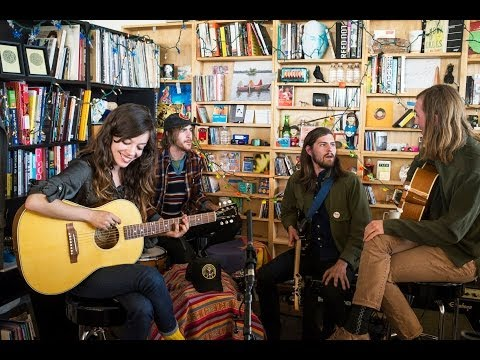Quilt: NPR Music Tiny Desk Concert