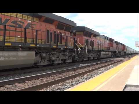 Railfanning in Waterloo, IN and Bryan, OH 8/2/15 and 8/7/15
