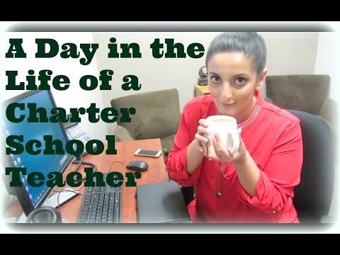 Teacher VLOG: A Day in the Life of an Alternative Charter School Teacher
