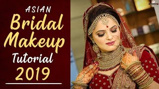 2019 Asian Bridal Makeup Tutorial | I..