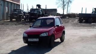 Мини Ока - самый короткий авто. Смотреть всем!!!!(Проект получил название