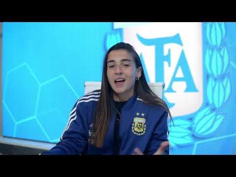 Entrevista a Julia Dupuy, capitana de la selección Argentina sub 20 de Futsal