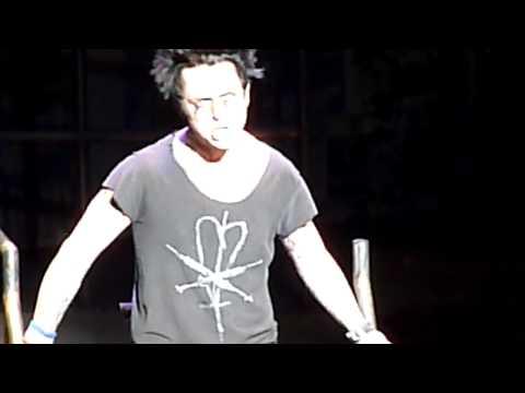 American Idiot musical Homecoming w/ Billie Joe 10/1/10