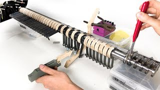 Muting System Assembly - Marble Machine X #41